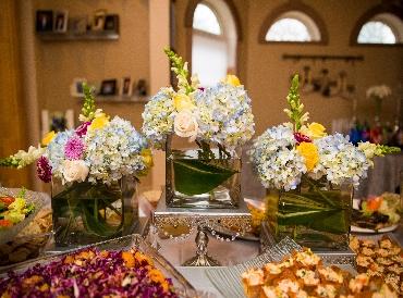 Wedding Flower Arrangements | Wedding Decorators and Flowers