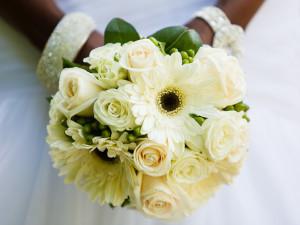 Wedding Hand Bouquet Flowers 02