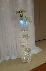 Wedding Pipe and Drape - Decorations 01
