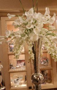 Wedding Center Piece Flower Vase 01
