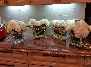 Wedding Center Piece Flowers 04