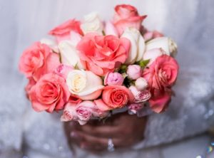 Wedding Hand Bouquet Flowers 03