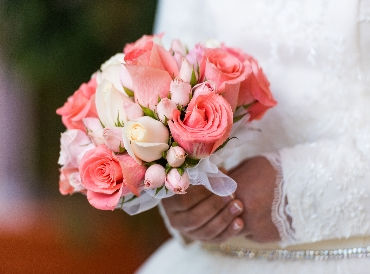 Wedding Hand Bouquet Flowers 04