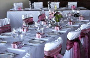 Wedding Decorations - Wedding Chair Wraps - Wedding Table Cloths 04