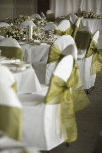 Wedding Decorations - Wedding Chair Wraps - Wedding Table Cloths 02