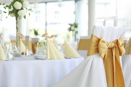 Wedding Decorations - Wedding Chair Wraps - Wedding Table Cloths 05
