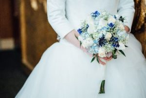 Wedding Bridal Hand Bouquet 08