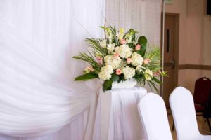 Wedding Flower Arrangement 09
