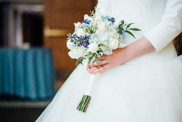Wedding Hand Bouquet Flowers 07