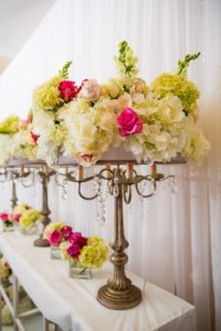 Wedding Flower Decorations 01
