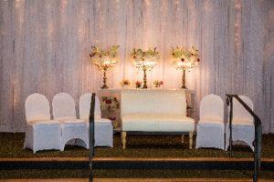Wedding Bridal Veil Ceremony Area 01